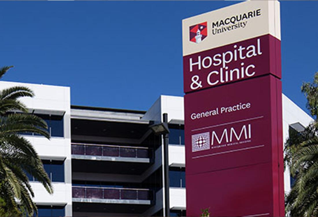 specialist at MQ Health