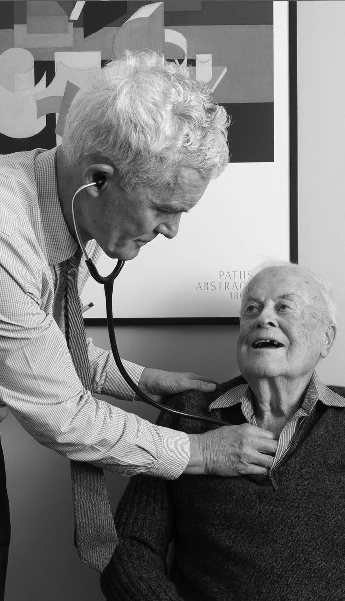 Aged care admission