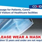 2021 NSW Mask Mandate – Please wear a mask at HHMP