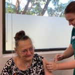 Flu and COVID-19 vaccine clinic: Latest update 1 week on